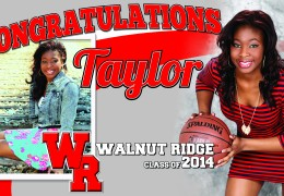 Walnut Ridge Taylor