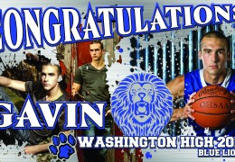 Washington High Gavin