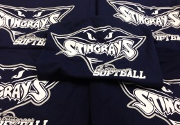 Stingrays Softball
