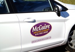 McGuire Driving Academy