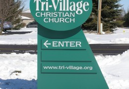 Tri-Village Christian Church
